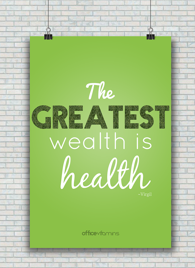 health is the best wealth essay
